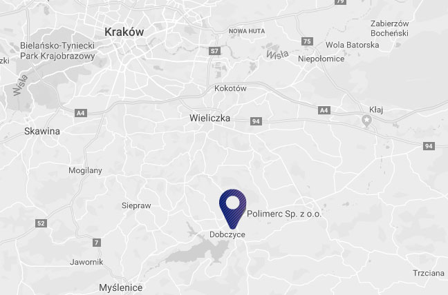 Painting services, Polimerc - Authorized Car Service, Post-accident repairs, Spare parts for semi-trailers and trailers, Truck body, Dobczyce, Poland- nasza lokalizacja